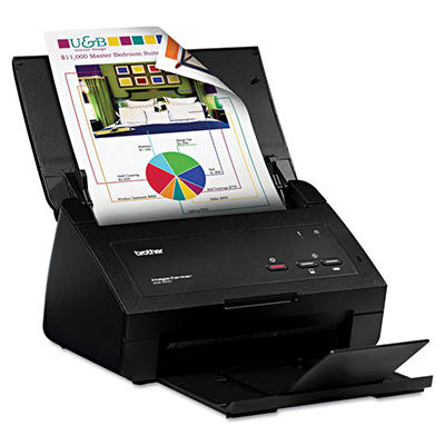 Brother ImageCenter ADS-2000 Desktop Scanner