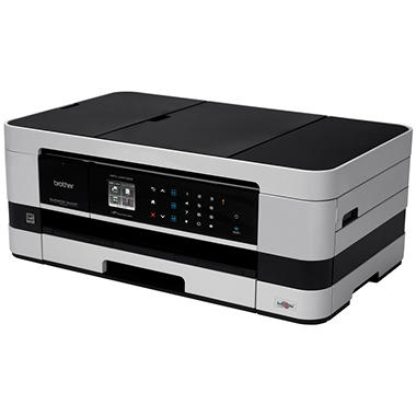 *$138.98 after $30 Tech Savings* Brother - MFCJ4410DW Wireless All In One Inkjet Printer