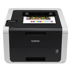 Brother HL-3170CDW Digital Color Printer with Duplexing and Wireless Networking