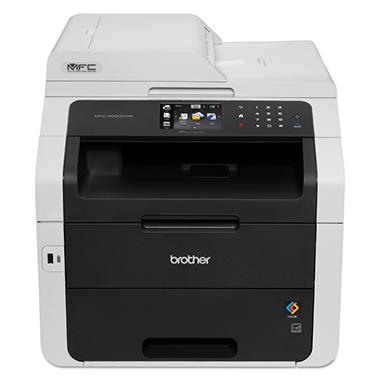 Brother MFC-9330CDW Wireless Color All-in-One Laser Printer - Copy/Fax/Print/Scan