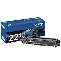 Brother TN221/225 Series Toner Cartridge, Select Color/Type