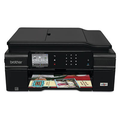 Brother MFC-J650DW Wireless All-in-One Inkjet Printer - Copy/Fax/Print/Scan