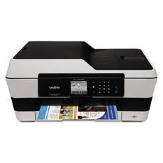 Brother Business Smart Pro Wireless Inkjet All-in-One Copy/Fax/Print/Scan