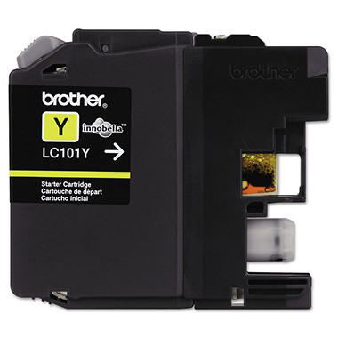 BRT LC101Y INK YELLW INK 300 PAGE YIELD