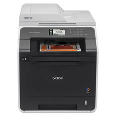 Brother MFC-L8600CDW Color All-in-One Laser Printer