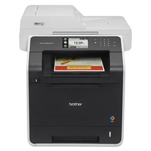 Brother MFC-L8850CDW Color All-in-One Laser Printer
