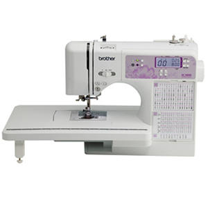 Brother SC3000 Computerized Sewing and Quilting Machine with 300 Stitch Functions