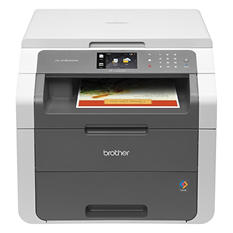 Brother HL-3180CDW Wireless Digital Color Multifunction Printer -  Copy/Print/Scan