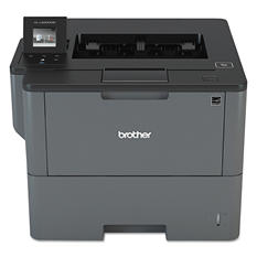 Brother HL-L6300DW Business Laser Printer for Mid-Size Workgroups w/Higher Print Volumes