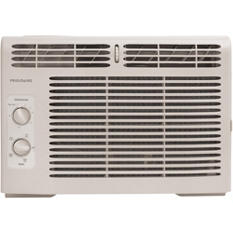 Frigidaire FRA082AT7 8,000 BTU 115-Volt Window-Mounted Compact Air Conditioner with Mechanical Controls