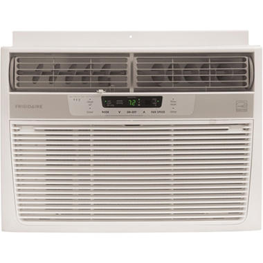 Frigidaire FRA186MT2 Energy Star 18,500 BTU 230-Volt Window-Mounted Median Air Conditioner with Temperature Sensing Remote Control