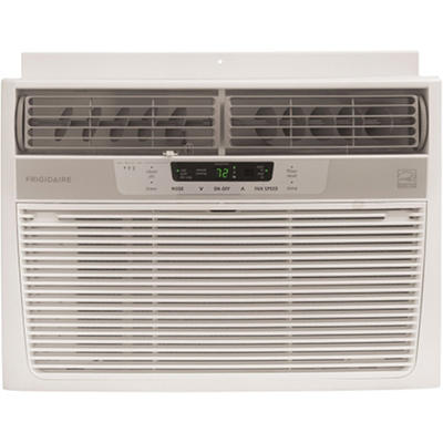 Frigidaire FRA186MT2 Energy Star 18,500 BTU 230-Volt Window-Mounted Median Air Conditioner with Temperature Sensing Remote Control