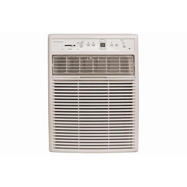 Frigidaire FRA103KT1 10,000 BTU Slider/Casement Window Air Conditioner with Full-Function Remote Control (115 volts)