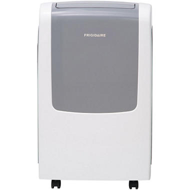 Frigidaire FRA12EPT1 12,000 BTU Portable Air Conditioner with 4100 BTU Supplemental Heat (115 volts)