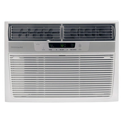 Frigidaire FRA103CW1 10,000 BTU 115V Window-Mounted Compact Air Conditioner with Full-Function Remote Control