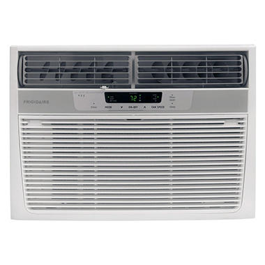 Frigidaire FRA103CW1 10,000 BTU 115V Window-Mounted Compact Air Conditioner with Full-Function Remote Control - Original Price $289.98, Save $70