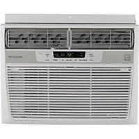 Frigidaire Energy Star 12,000 BTU 115V Window-Mounted Compact Air Conditioner with Temperature Sensing Remote Control