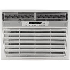 25,000 BTU 230V Window-Mounted Heavy-Duty Air Conditioner with Temperature Sensing Remote Control