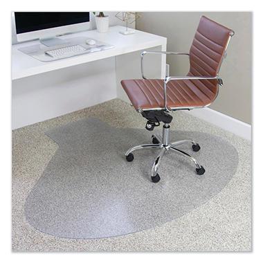 ES Robbins - AnchorBar Workstation Chairmat, Medium Pile - 66 x 60