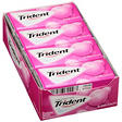 Trident® Bubblegum Sugar Free Gum with Xylitol - 18 piece pks. - 12 ct.