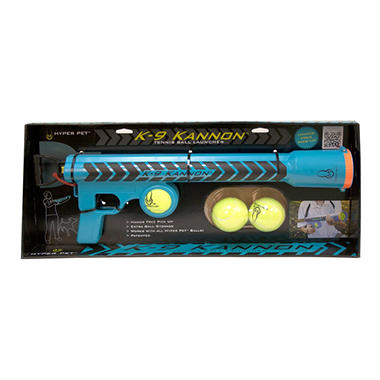 Hyper Pet -  K 9 KANNON Tennis Ball Launcher