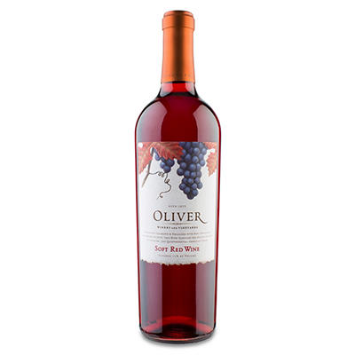 Oliver Soft Red - 750ml