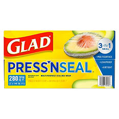 Glad Press'n Seal Wrap (2pk., 140 Square Foot Roll)