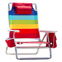 Beach Chair - Rainbow