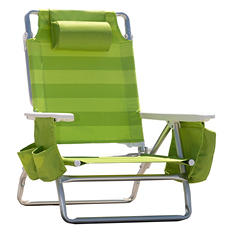 Beach Chair - Lime