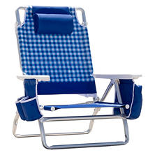 Beach Chair - Blue/Green