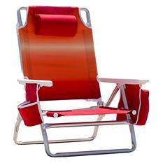 Beach Chair - Orange