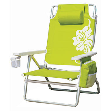 Beach Chair Pacifico Floral