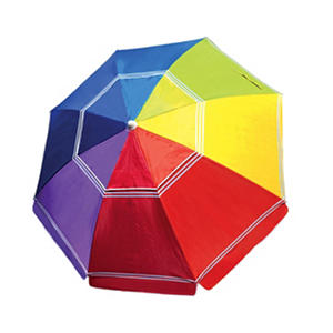 Rainbow Beach Umbrella