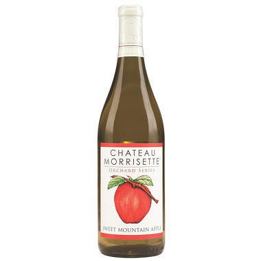 Chateau Morrisette Sweet Mountain Apple Wine (750 mL)
