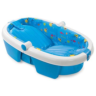 Fold Away Baby Bath