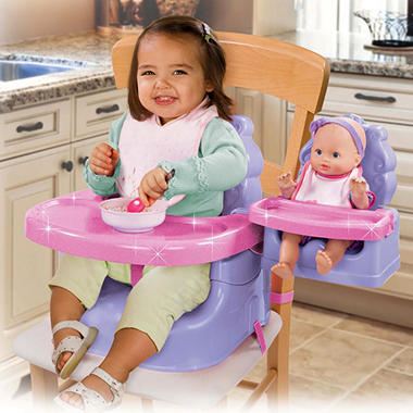 My Baby & Me Booster Seat