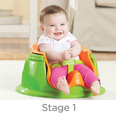 Summer Infant 3 Stages SuperSeat - Green