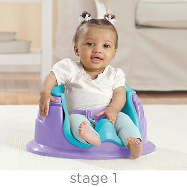 Summer Infant 3 Stages SuperSeat - Purple