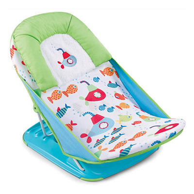 Mother's Touch Deluxe Baby Bather - Submarine