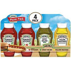 Heinz Picnic Pack - 4 pc.