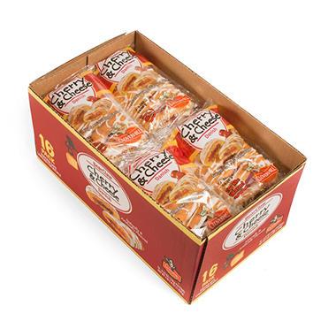 Cloverhill Cherry & Cheese Danish (4.25 oz. ea., 16ct.)