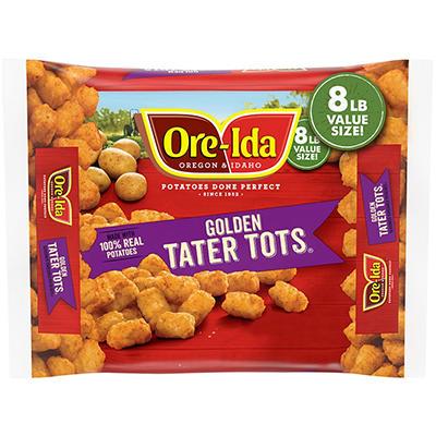 Ore-Ida® Tater Tots® Potatoes - 8 lb.