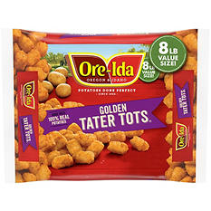 Ore-Ida Tater Tots Potatoes (8 lbs.)