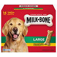 Milk Bone Large Dog Biscuits - 14 lbs.