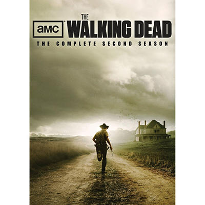 The Walking Dead: The Complete Second Season (DVD)(Widescreen)