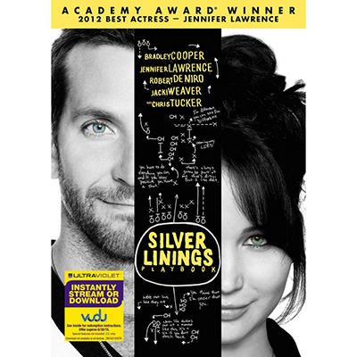 Silver Linings Playbook (DVD + Digital Copy) (Widescreen)