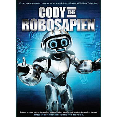 Cody The Robosapien (Exclusive) (DVD) (Widescreen)