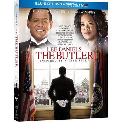 Lee Daniels' The Butler: (Blu-ray/DVD)