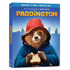 Paddington [Blu-ray + DVD + Digital HD]