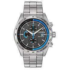 Citizen Eco-Drive Men's Sport Chronograph Watch